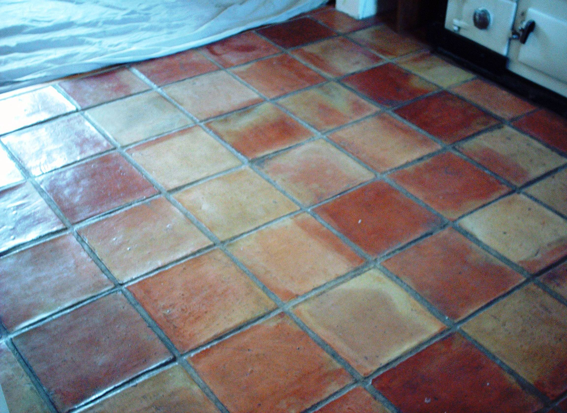 Terracotta Tile Floor Group Picture Image By Tag Keywordpictures